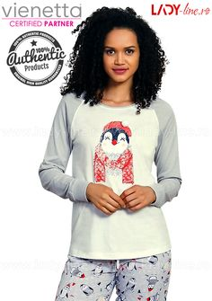 Pijama Dama Vienetta, 'Warm Wishes' Light Wish, Graphic Sweatshirt, Sweatshirts, Fashion, Babydoll Sheep, Moda, Fashion Styles, Trainers, Sweatshirt