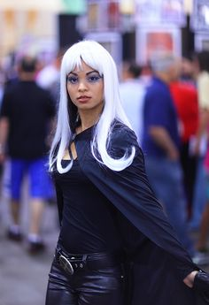 Storm from X-Men 2012 Phoenix Comicon (PCC)   Flickr - Photo Sharing!