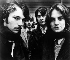 Alex Chilton (December 28, 1950 – March 17, 2010)  , right, poses with his Big Star bandmates, from left, Chris Bell, Jody Stephens and Andy Hummel, in 1972. Like the Velvet Underground, Big Star's influence developed well after the band no longer existed, influencing acts from R.E.M. and the Posies to the Bangles and Teenage Fanclub. (Charlie Gillett Collection)