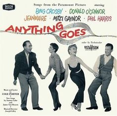ANYTHING GOES MOVIE SOUNDTRACK