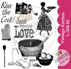 Kiss the Cook! Scrapbook Recipe Book, Tim Holtz Stamps, Kiss The Cook, Kitchen Helper, Graphic 45, Big Shot, Vintage Kitchen, To My Daughter, Sweets