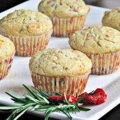 Rosemary muffins sound just wonderful.