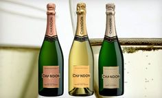 $39 for a Three-Pack Sparkling Wines—Extra Dry Riche, Blanc de Noirs, and Brut Classic—from Domaine Chandon