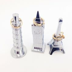 we see London, we see France...cool ring holders