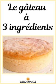 7 Up Cake, Crunch, 3 Ingredients, Vanilla Cake, Hamburger, Dessert Recipes, Bread, Ricotta, Cooking