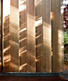 Dom Fin Timber w Walthamstow Neila Dusheiko Architect
