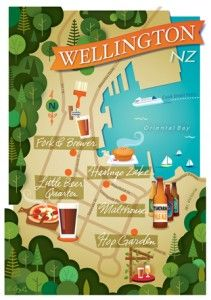Wellington, New Zealand: Craft Beer's Up-and-Comer (Draft Magazine)