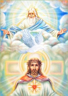God the Father 12 | GOD the FATHER Throughout Jesus' ministr… | Flickr