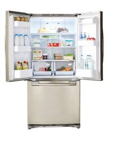 HAIER HTFDN Réfrigérateur Multiportes L - Refrigerateur multi portes