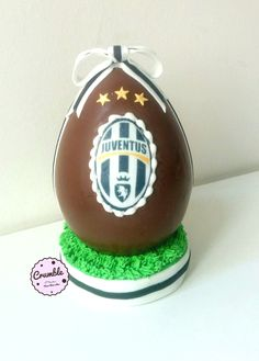 Uovo di Pasqua Juventus #Pasqua #EasterEgg #Juventus