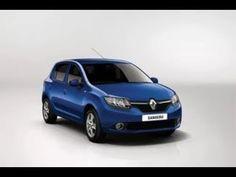 Renault Sandero. Замена передних тормозных колодок на Рено сандеро.