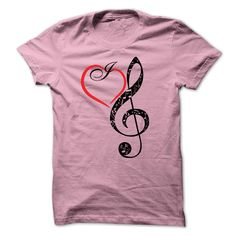 I Love Music T-Shirts, Hoodies. ADD TO CART ==► https://www.sunfrog.com/Music/I-Love-Music-62959863-Guys.html?id=41382
