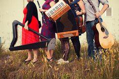 Canadian Folk Music and Celtic Band Portrait Photographer | ryan macdonald photography