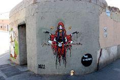 Deih, awesome street art, wall murals, amazing urban art, world's best street artists, free walls, graffiti.
