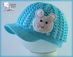 Crochet Hats Patterns Part 9 Crochethat Crochethatspatterns - Diy Crafts - maallure Crochet Turban, Crochet Hat With Brim, Crochet Summer Hats, Crochet Cap, Crochet Baby Hats, Crochet Beanie, Crochet Clothes, Free Crochet, Crochet Designs