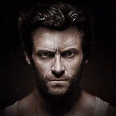 gif,Logan,Логан,X-Men Movie Universe,Вселенная фильмов о Людях-Икс,Marvel,Вселенная Марвел,фэндомы,Рассомаха,портрет,Росомаха