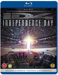 Independence Day - 20th Anniversary Edition (Blu-ray) (2 disc)