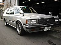 1981 Toyota Crown Wagon