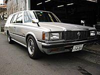 1981 Toyota Crown Wagon