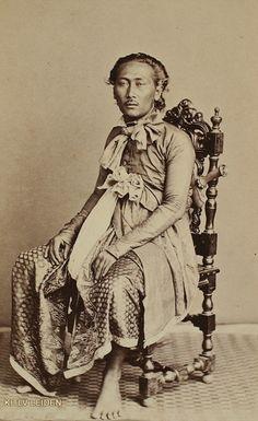 Anak Agoeng Ketoet, zoon en troonopvolger...