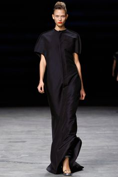 Rick Owens | Spring 2012 Ready-to-Wear Collection | Style.com