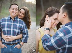 Alan & Dona – Waco Engagement Photography | Rachel Whyte Photography