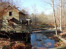Georgia cabin rental, Lundy Creek Lodge Overview