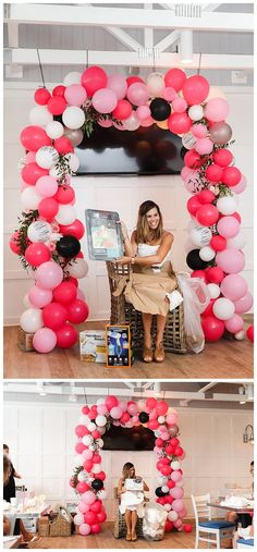 Materials: balloons in a variety of colors and sizes(I usedPartylandand they have...  Read more »