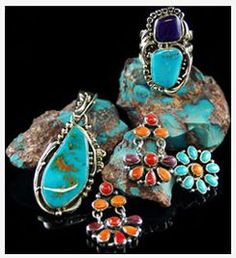 Native American Turquoise Jewelry | Native American Turquoise Jewelry History - www.birthrightearth.org