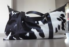 Purse Leather 23cm X 15cm Cowhide Xlarge Australian Made Real Hide