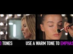 Make-up Artist Secret: How to contour, highlight and bring new dimensions to your face!