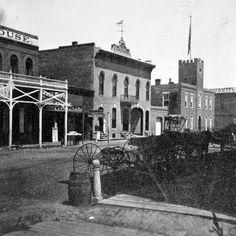 Denver, CO 1800s - Market St