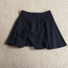 BP Nordstrom skirt Never worn and no flaws. Zip up skirt. Fits size 28/29 waist. Skirts
