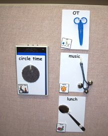 Image result for object  schedule in classroom
