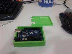3D Arduino Kutusu Yapımı