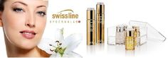 Swiss line is a luxury, anti-aging Swiss skincare brand offering age preventative and restorative products.  Swiss line was developed to bridge the gap between science-led skincare and cosmetic skincare. ‪#‎swissline‬ ‪#‎360collagenserum‬ ‪#‎timereversalsystem‬ ‪#‎antiaging‬