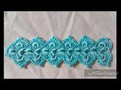Crochet Chocker, Crochet Necklace Pattern, Crochet Cord, Crochet Bikini Pattern, Thread Crochet, Crochet Edging Patterns, Crochet Lace Edging, Freeform Crochet, Irish Crochet