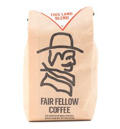 This Land has partnered with Tulsa's Fair Fellow Coffee Co. to create a delicious new medium-bodied blend with a smooth citrus and chocolate flavor.   Made from wet processed beans grown at high altitudes in El Salvador and Colombia, this whole-bean coffee tastes great in all kinds of coffee makers.