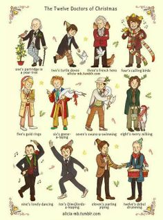 Merry Doctor Who Christmas ;-)
