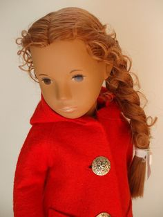 SASHA DOLL ~ RE-ROOT 1970 REDHEAD WITH F.C.P by Jackie Rydstrom | eBay