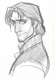 Fynn Rider aka Eugene Fitzherbert from Tangled by Disney