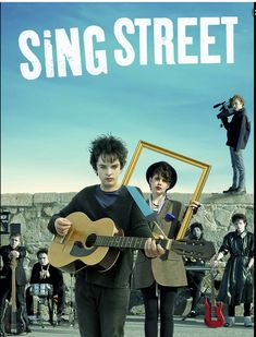 Sing Street, Singing, Movies, Movie Posters, Fictional Characters, Films, Film Poster, Cinema, Movie