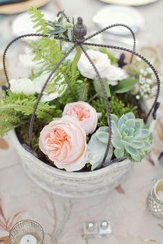 pretty awesome I say! Rustic Crown Container