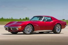 This big-block 1971 Chevrolet Corvette has style and power. Check out all that this classic is equipped with and the work that was put into it. Chevrolet Corvette Stingray, 2007 Corvette, Chevrolet Camaro 1969, Corvette Summer, Pontiac Gto, Classic Corvette, Classic Chevrolet, My Dream Car, Dream Cars