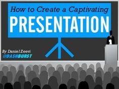 How to create a captivating presentation