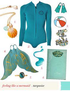 mermaid mom-to-be… #virr #aqua #turquoise #mermaid #underwater #mother-to-be #fish