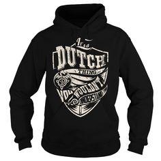 Its a DUTCH Thing (Dragon) - Last Name, Surname T-Shirt