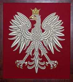 Polish Embroidery, Polish Names, Eagle Design, Early Middle Ages, My Family History, The Beautiful Country, Nose Art, European History, Central Europe