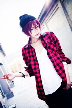 Hyko(八荒 曜) Rin Matsuoka Cosplay Photo - WorldCosplay it's my boo ;)
