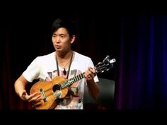 """Jake Shimabukuro stops by Google to share samples and stories from his latest album, """"Grand Ukulele,"""" which was produced by Alan Parsons. Jake continues to push the boundaries of the ukulele and his own virtuosity.    You can find out more about Jake's music and his tour schedule at www.jakeshimabukuro.com .    """"Grand Ukulele"""" can be found on Google..."""